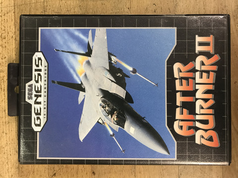 After Burner II (MD)