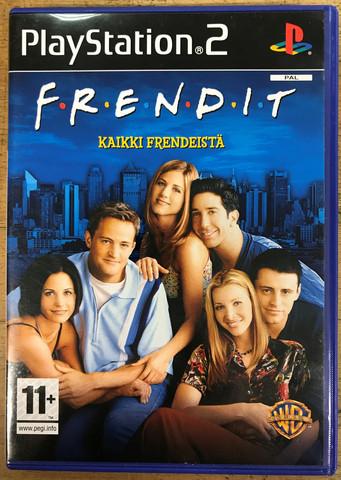 Frendit - Kaikki Frendeistä (PS2)