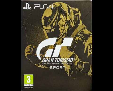 Gran Turismo Sport Steelbook Edition (PS4)