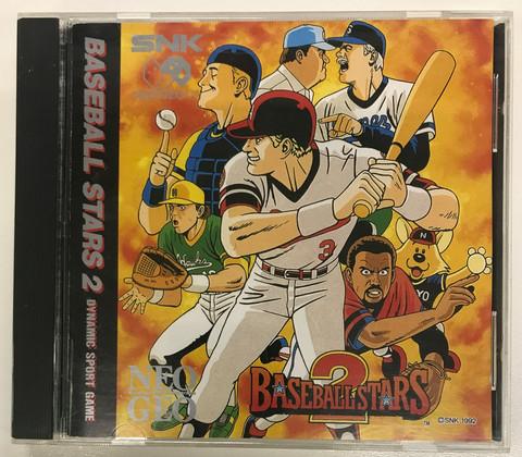 Baseball Stars 2 (NGCD)