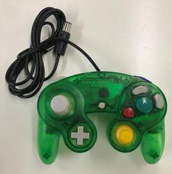Gamecube tarvikeohjain vihreä