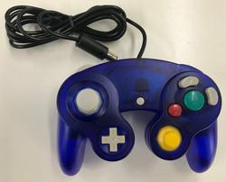 Gamecube tarvikeohjain sininen