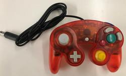 Gamecube tarvikeohjain punainen