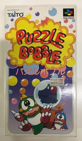 Puzzle Bobble (SFC)