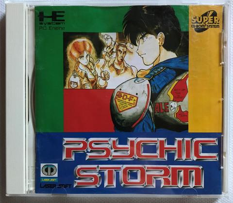 Psychic Storm (PCE CD)