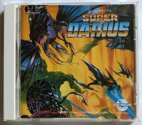 Super Darius (PCE CD)