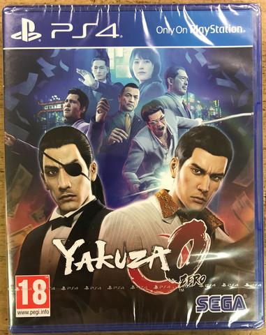 Yakuza 0 Zero (PS4)