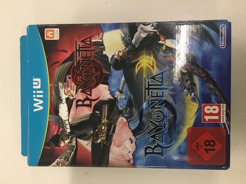 Bayonetta 1 & 2 Special Edition (WiiU)