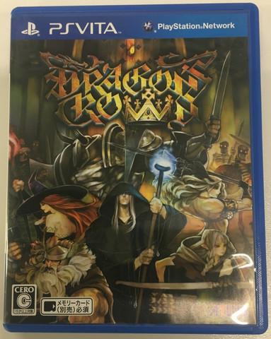 Dragon's Crown (PSVita JAP)