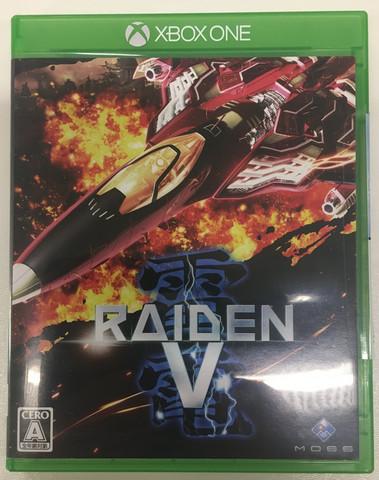 Raiden V (Xbox One JAP)