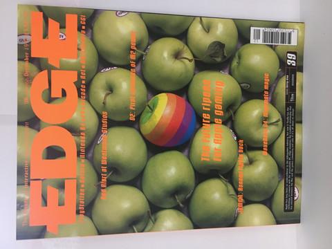 Edge-Pelilehti December 1996