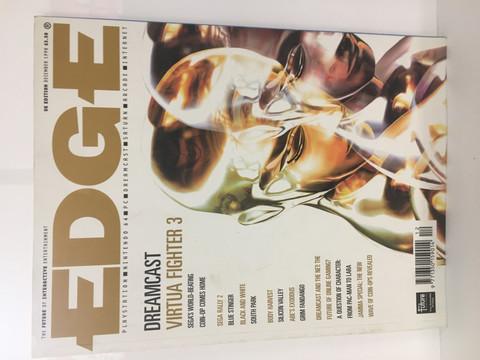 Edge-Pelilehti December 1998