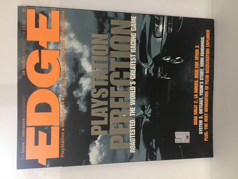 Edge-Pelilehti February 1998