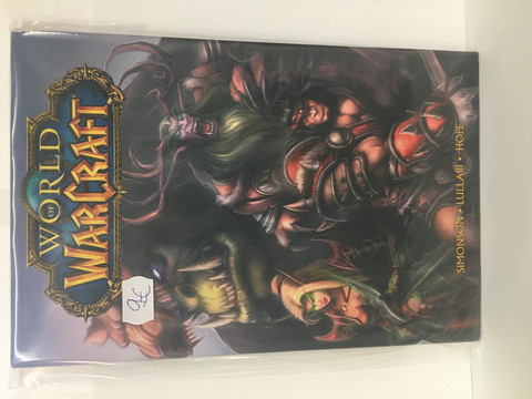 World of Warcraft, Vol. 1 (Kovakantinen)