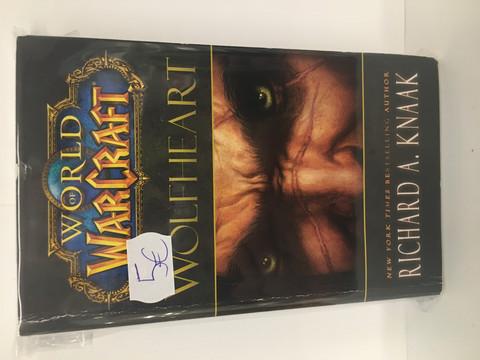 World of Warcraft: Wolfheart (Pehmeäkantinen)