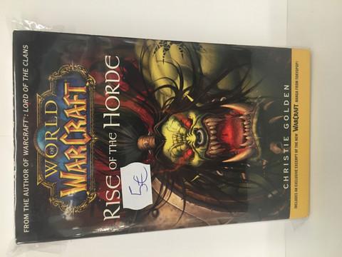 World Of Warcraft: Rise Of The Horde (Pehmeäkantinen)