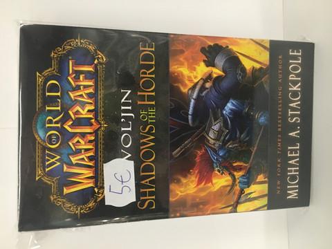 World Of Warcraft: Vol'jin: Shadows of the Horde (Pehmeäkantinen)