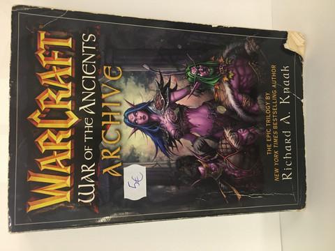 WarCraft: War of the Ancients: Archive (Pehmeäkantinen)