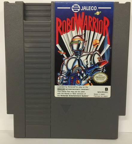 RoboWarrior (NES PAL B)