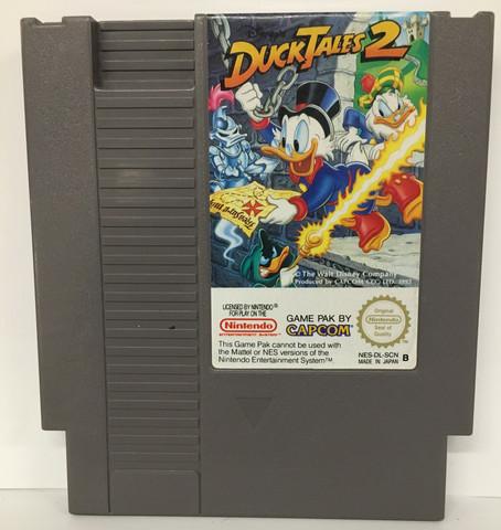 Duck Tales 2 (NES PAL B)