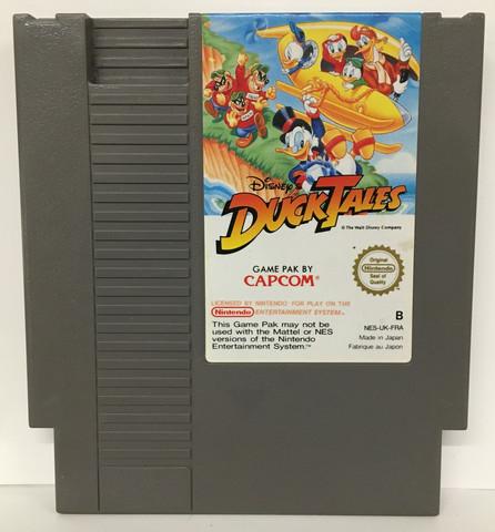 Duck Tales (NES PAL B)