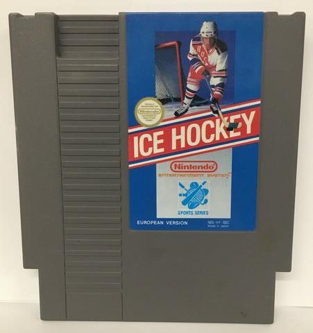 Ice Hockey (NES PAL B)