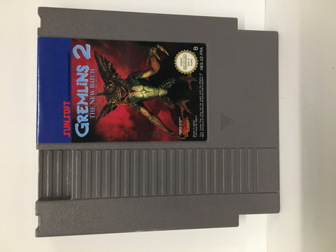 Gremlins 2 (NES PAL B)