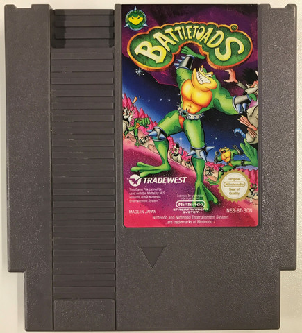 Battletoads (NES PAL B)