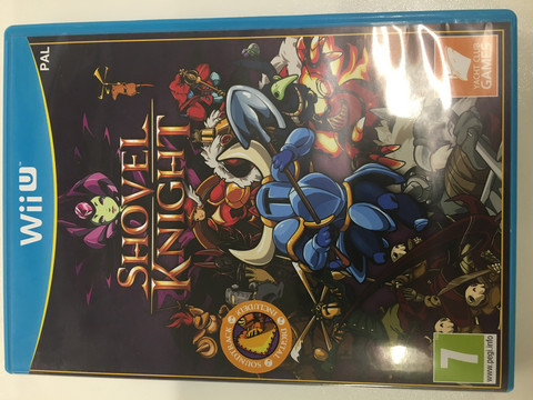 Wii U: Shovel Knight
