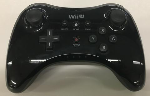 Wii U Pro Controller (alkuperäinen)