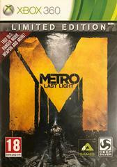 Metro Last Light Limited Edition (X360)