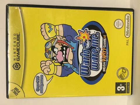 Warioware, inc.: Mega Party Games! (GC)