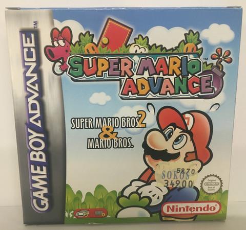 Super Mario Advance (GBA)