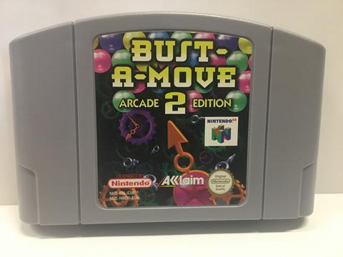 Bust-A-Move 2 (N64)