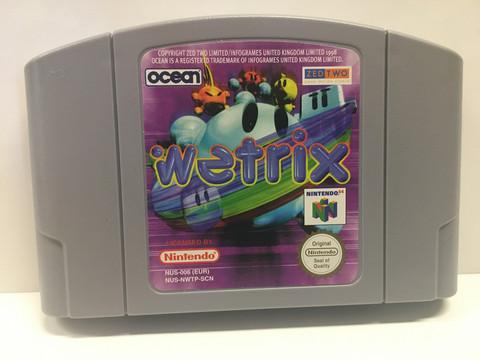 Wetrix (N64)