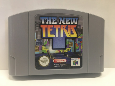 The New Tetris (N64)