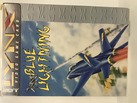 Blue Lightning (Atari Lynx)
