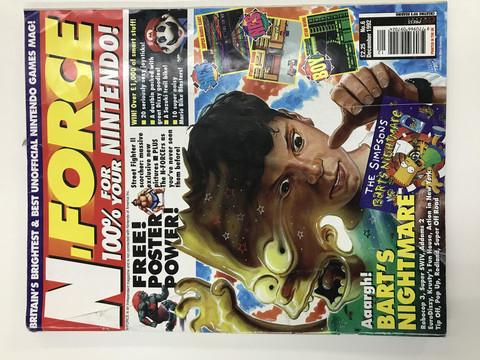 N-Force December 1992