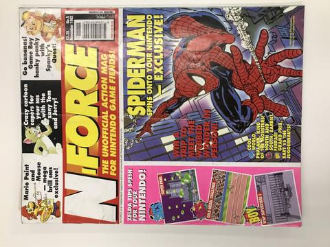 N-Force November 1992