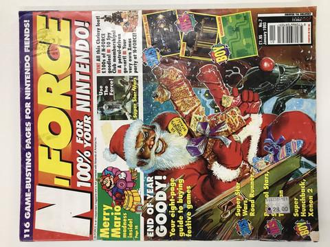 N-Force January 1993