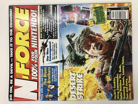 N-Force February 1993
