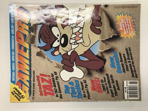 GamePro June 1992