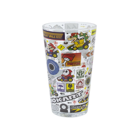 Juomalasi - Super Mario Kart