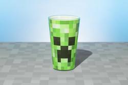 Juomalasi - Minecraft Creeper