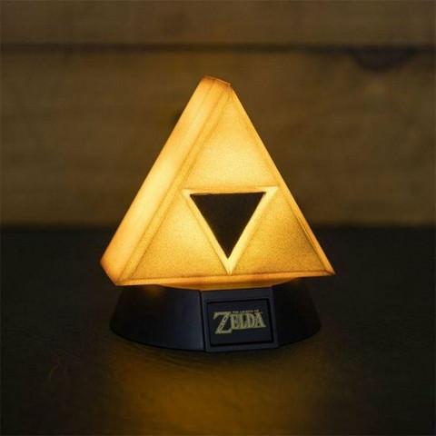 Yövalo - Zelda Golden Triforce