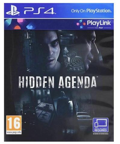 Hidden Agenda (PS4 PlayLink)