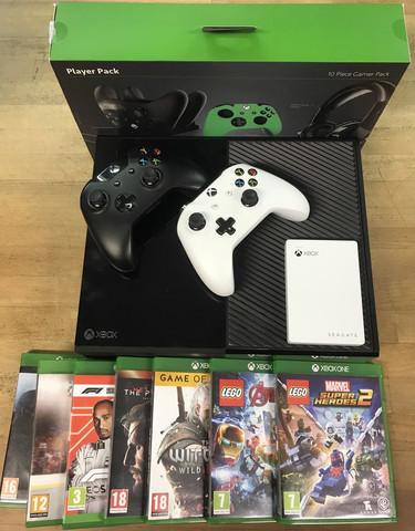 Xbox One Superpaketti