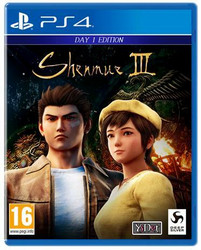 Shenmue III Day 1 Edition (PS4)