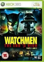 Watchmen The End is Nigh Parts 1 and 2 (X360)