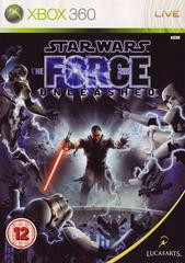 Star Wars - The Force Unleashed (X360)